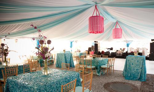 6 cách khắc phục điểm yếu của không gian tiệc cưới