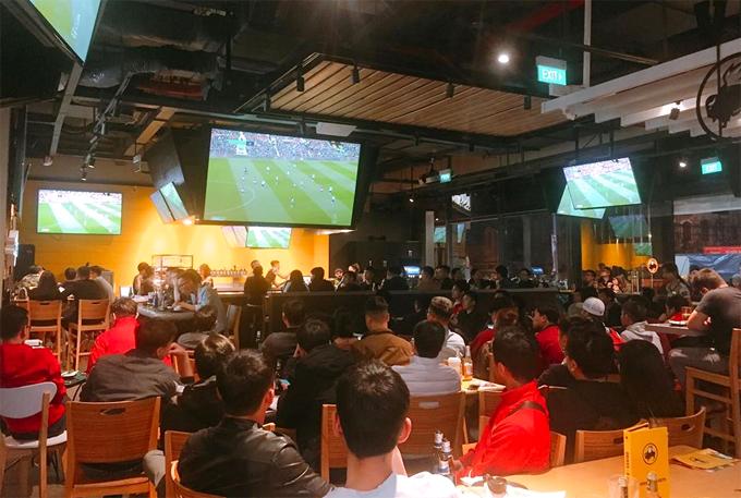 Gợi ý vài địa điểm xem World Cup 2018 ở Hà Nội và TP HCM - 2