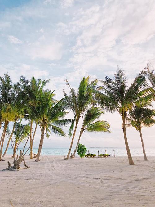 Quang Vinh lịm tim bởi khu resort nổi trên mặt biển ở Maldives - 16