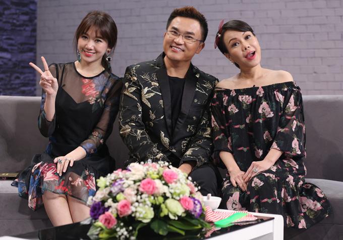 Hari Won, Đại Nghĩa và Việt Hương làm MC chương trình Là vợ phải thế.