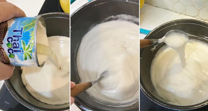 Ông bố bỉm sữa Kiên Hoàng hướng dẫn cách làm chè bưởi - 10