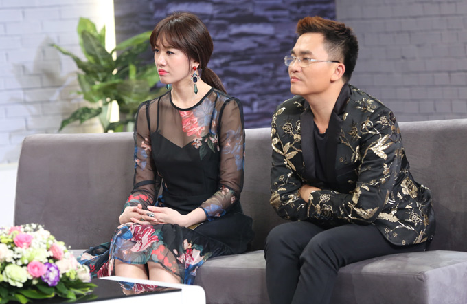 Hari Won xót xa trước hoàn cảnh của những đứa trẻ thiếu vắng tình thương của mẹ. Chương trình Là vợ phải thế phát sóng vào 21h30 thứ ba ngày 19/6 trên kênh HTV7.