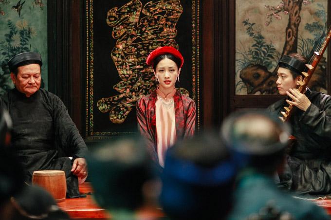 Jun Vũ có cảnh quay tình tứ với Quách Ngọc Ngoan trong Người bất tử - 10