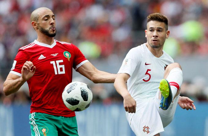C. Ronaldo ghi bàn duy nhất, Bồ Đào Nha thắng trận thứ hai - 1