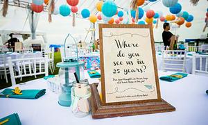 10 câu hỏi thú vị dành cho khách mời đám cưới