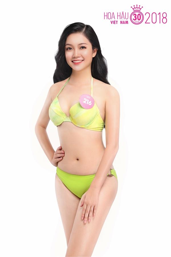 30 nguoi dep Hoa hau VN pho dien hinh the voi bikini