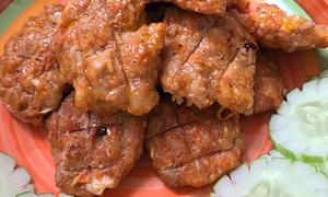 Thịt băm viên nướng