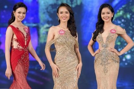 Các thí sinh miền Nam lọt vào vòng chung kết Hoa hậu Việt Nam 2018 (tiếp)