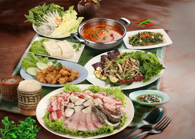 Đến Khao Lao đổi vị với 7 combo lẩu mới đặc trưng vị Lào - 7