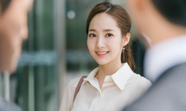Khan gia tram tro nhan sac dao keo cua Park Min Young