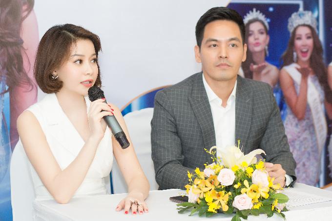 Nguoi dep Hai Duong Toi dat muc tieu cao cho thi sinh Miss Supranational Viet Nam 2018