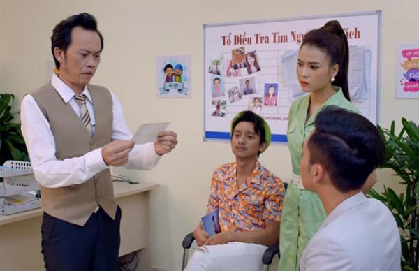 Hoài Linh và Sam trở thành cha con thám tử trong phim ngắn - 1