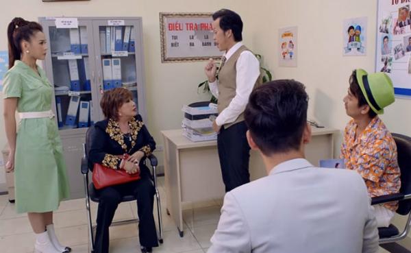 Hoài Linh và Sam trở thành cha con thám tử trong phim ngắn - 2