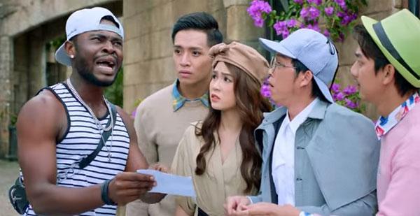 Hoài Linh và Sam trở thành cha con thám tử trong phim ngắn - 6