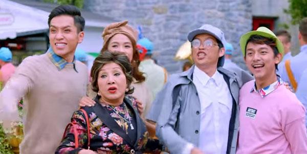 Hoài Linh và Sam trở thành cha con thám tử trong phim ngắn - 8