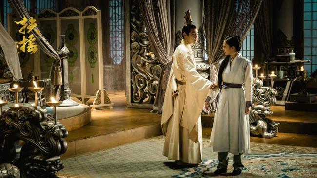 Tính đến thời điểm hiện tại, phim Phù Dao Hoàng hậu cán mốchơn 2 tỷ lượt xem online, vượt qua mọi kỷ lục trước đó của đài Chiết Giang.