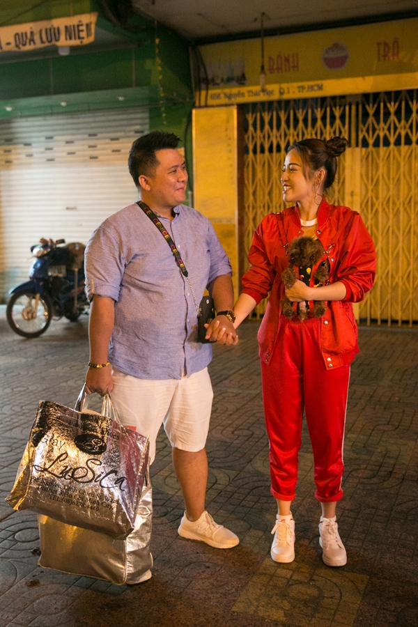 Vợ chồng diễn viên Puka - đạo diễn Diệp Tiên có chuyến ghi hình thừ cho chương trình Việt Nam tươi đẹp. Cả hai hào hứng với địa điểm ban tổ chức đưa ra là Đồng Tháp -