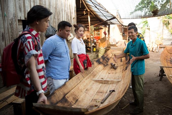 Quê hương của Puka ở thị trấn Lai Vung nổi tiếng với nhiều món ăn, trái cây đặc sản và các làng nghề truyền thống