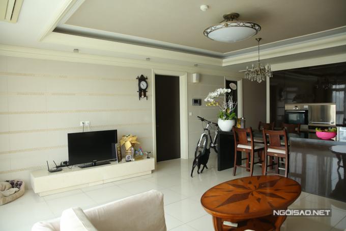 HHen Niê sống giản dị trong căn hộ giải thưởng Hoa hậu - 1