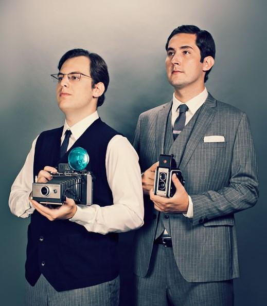 Mike Krieger (trái)và Kevin Systrom, hai cựu sinh viên ĐH Stanford, sáng lập Instagram năm 2010. Ảnh:TechCrunch.