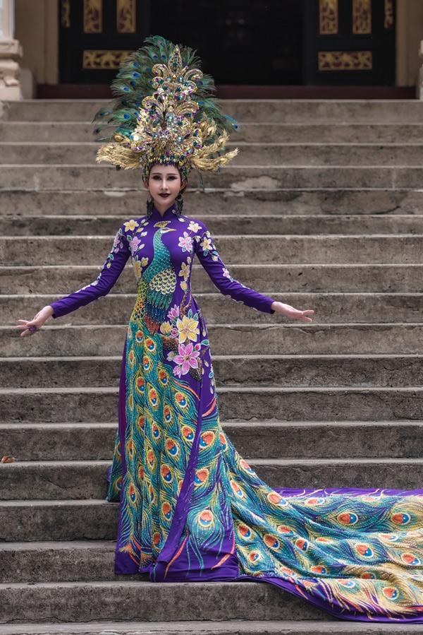 Dai dien VN bi cat nat quoc phuc truoc chung ket Miss Asia World
