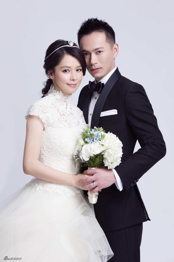 Từ Nhược Tuyên và người chồng đại gia Lý Vân Phong.