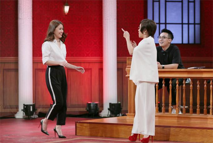 Kết thúc show, Ngọc Thảo đã giành chiến thắng trước vụ kiện của Phở Đặc Biệt với lý do, cô làm như vậy để bạn thân tập trung hơn vào công việc.