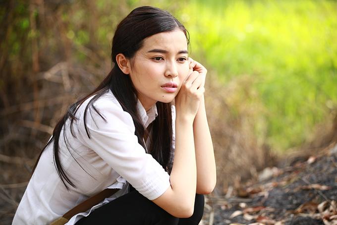 Cao Thai Ha tung bi tram cam khi dong vai phan dien