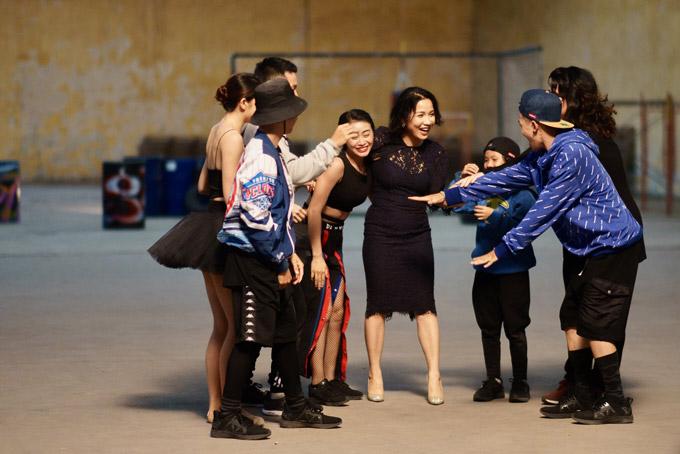 My Linh lam MV ve hanh trinh theo duoi dam me cua gioi tre