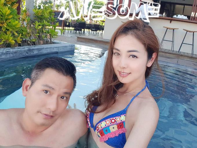 Jennifer Pham duoc ong xa thiet ke day chuyen kim cuong tang sinh nhat