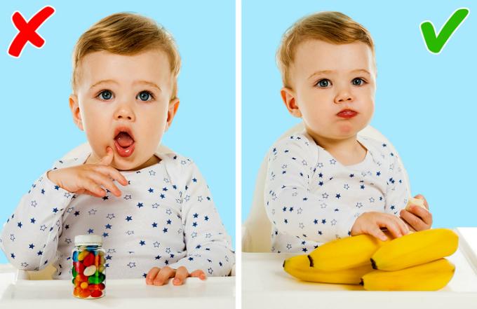 7 thực phẩm có thể gây hại mà trẻ được ăn thường xuyên - 5