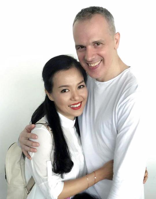 Ly Thanh Thao to chuc dam cuoi o Ha Lan