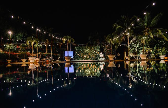 Đám cưới của cặp Việt Pháp theo chủ đề Cộng hòa chuối - 7