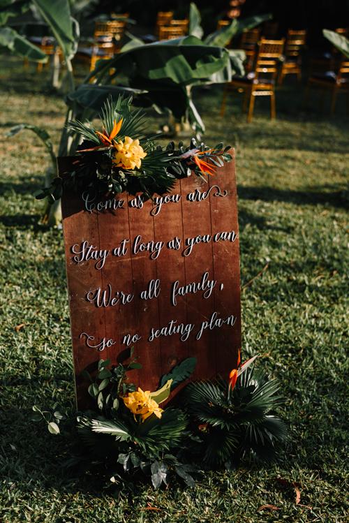 Đám cưới của cặp Việt Pháp theo chủ đề Cộng hòa chuối - 8