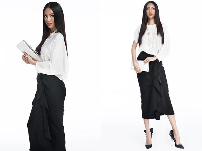 Đỗ Mạnh Cường gợi ý 10 cách phối đồ cùng một mẫu chân váy
