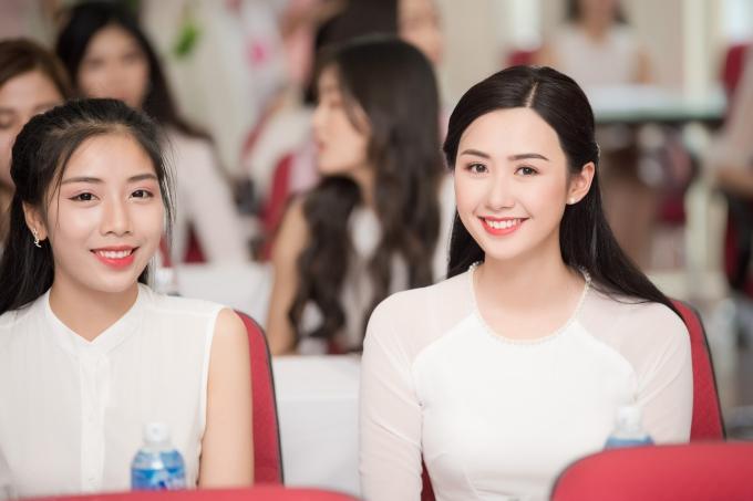 Dàn người đẹp nổi bật dự thi HHVN 2018 khu vực phía Bắc - page 2 - 9