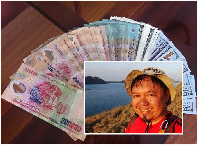 Muốn trở thành triệu phú tức thì, hãy du lịch Việt Nam