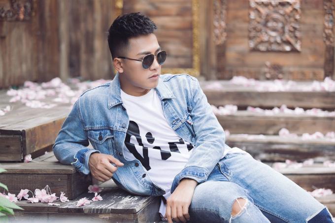 Chau Khai Phong phu nhan lam MV tra dua ban gai cu