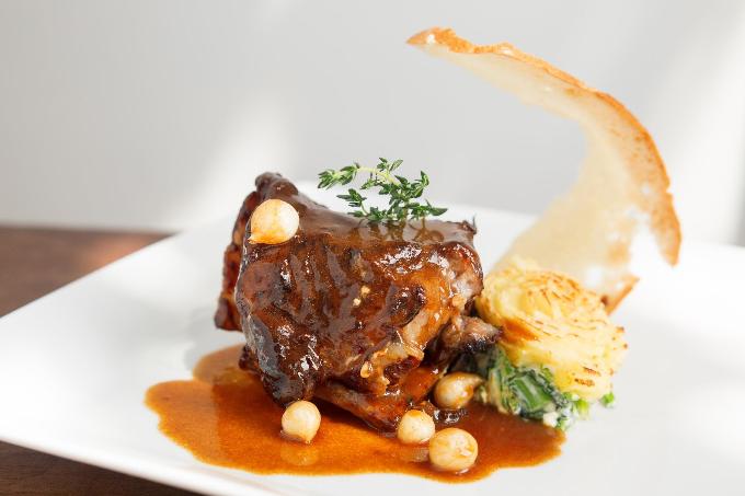 Điều gì khiến giới sành ẩm thực ngây ngất tại nhà hàng The LOG - 2
