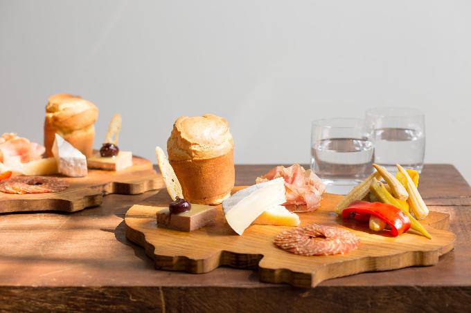 Điều gì khiến giới sành ẩm thực ngây ngất tại nhà hàng The LOG