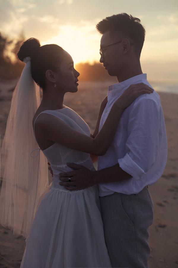 Ảnh cưới của Hoàng Quyên và chồng kiến trúc sư - 10