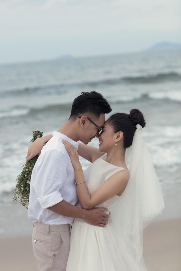 Ảnh cưới của Hoàng Quyên và chồng kiến trúc sư - 2
