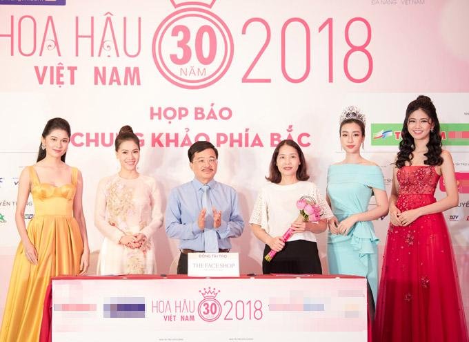 Hoa hau VN 2018 khong chap nhan thi sinh chinh rang