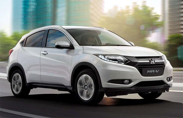 Honda HR-V sắp về Việt Nam giá dưới 900 triệu đồng