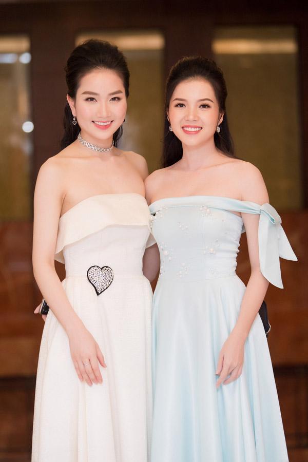 Dàn Hoa hậu, Á hậu Việt Nam mặc lộng lẫy dự event - 4