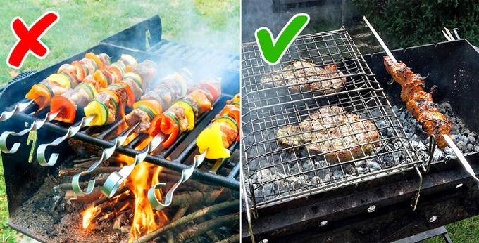 9 lỗi sai khi nướng thịt xiên chỉ cần khắc phục là ngon hết ý - 5