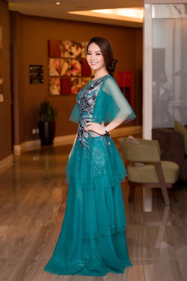 Dàn Hoa hậu, Á hậu Việt Nam mặc lộng lẫy dự event - 11