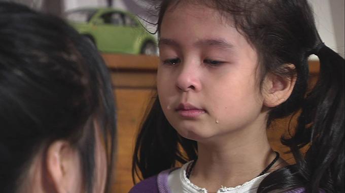 Bé Coca, con gái Thùy Dương, cũng tham gia phim này.