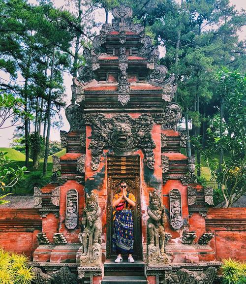 Chàng trai Hà Nội tận hưởng một Bali nhã không gì bằng - ảnh 1