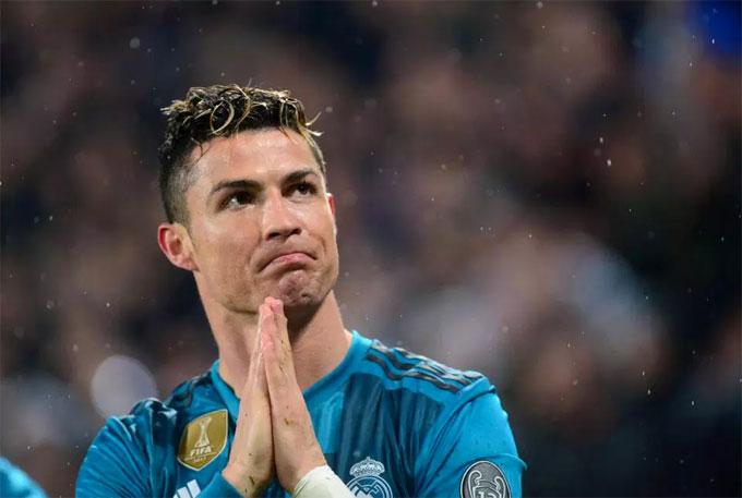 C. Ronaldo viết tâm thư gửi fan hé lộ lý do rời Real Madrid